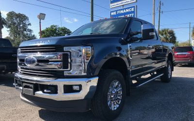 2019 Ford F250 Super Duty 6.2L V8 4X4