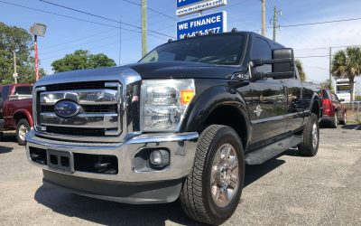 2013 Ford F250 Super Duty 6.7L Turbodiesel 4X4